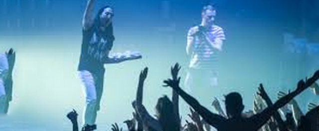 The Guardian aplasta el show de Steve Aoki