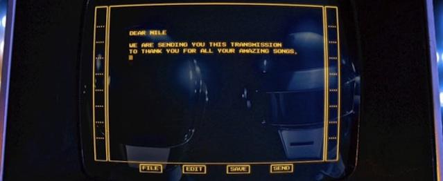 Daft Punk han hecho un vídeo para lo nuevo de Chic