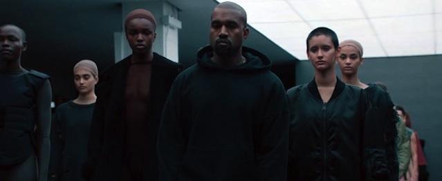 Kanye West estrena tema con Vic Mensa y Sia