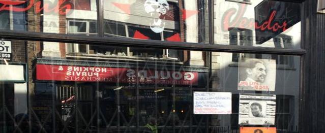 La tienda de discos BM Soho cierra sus puertas