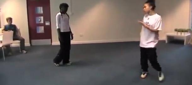 Aprende a bailar con FKA Twigs