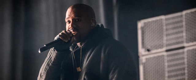 Escucha un fragmento de un nuevo tema de Kanye