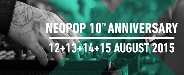 Reykjavik606 estarán en Neopop festival