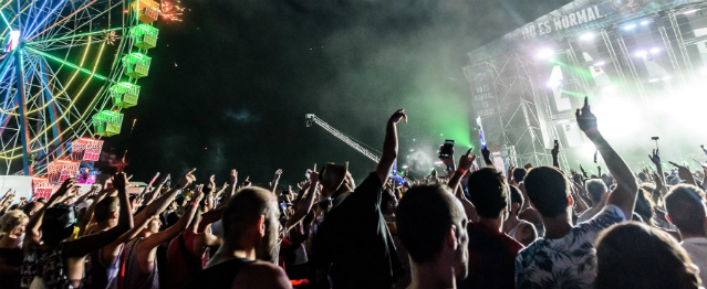 4every1 festivalQue nunca nos falten los sonidos duros