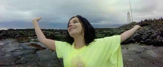 Björk comparte su videoclip de realidad virtual en 360º