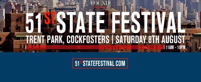 Conoce la programación del 51st State Festival