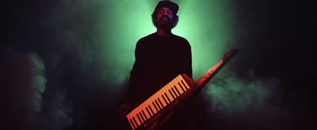 Dâm-Funk comparte su nuevo videoclip