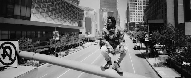 Kendrick Lamar abruma con su nuevo videoclip