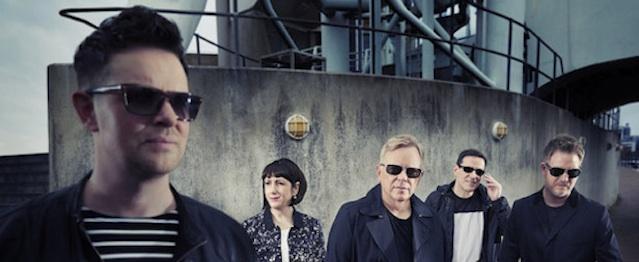 "New Order comparten su nuevo sencillo, ""Restless"""