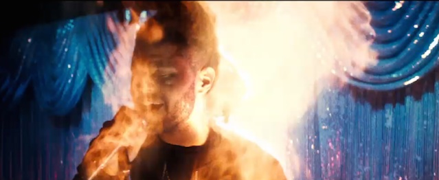 The Weeknd, quemado vivo en su nuevo videoclip
