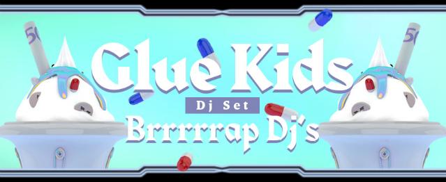 Glue Kids es el protagonista de una nueva noche Brrrrrap