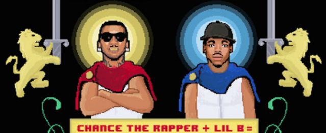 Escucha la mixtape de Lil B y Chance The Rapper