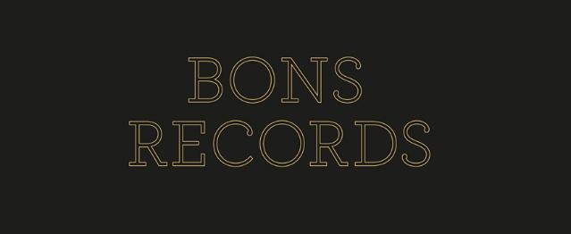 Llega la quinta referencia de Bons Records