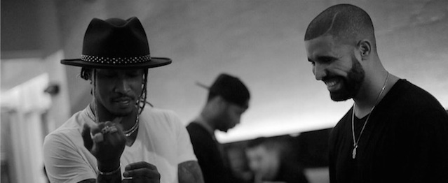Drake y Future lanzan nueva mixtape
