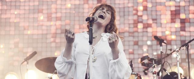 Florence se deja remezclar por Hot Chip