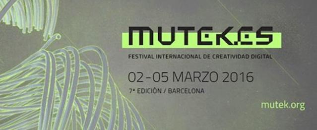 MUTEK ya tiene fechas para su edición barcelonesa