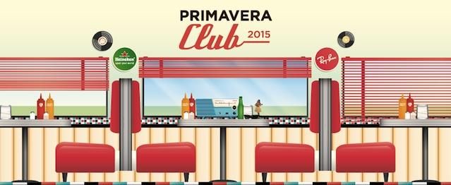 Primavera Club anuncia su apetitoso cartel de 2015