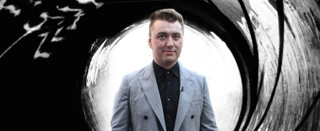 Sam Smith comparte su tema para la nueva Bond