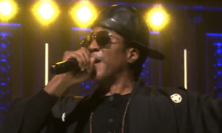 A Tribe Called Quest se dejan ver con Jimmy Fallon