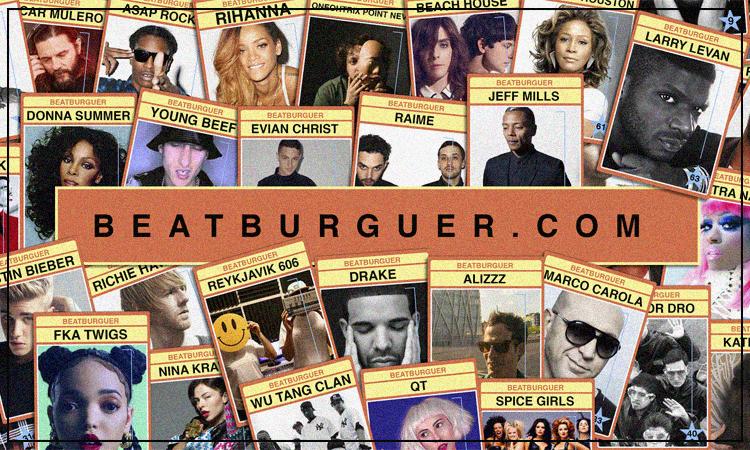 Beatburguer: Re-intro