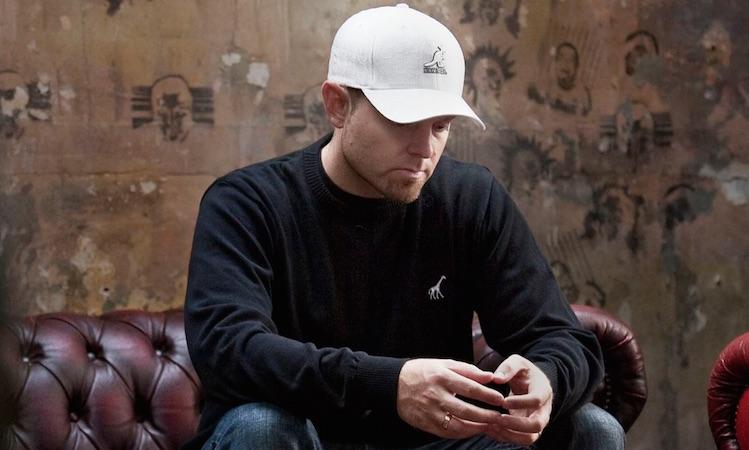 """DJ Shadow regala un nuevo tema, """"Swerve"""""""