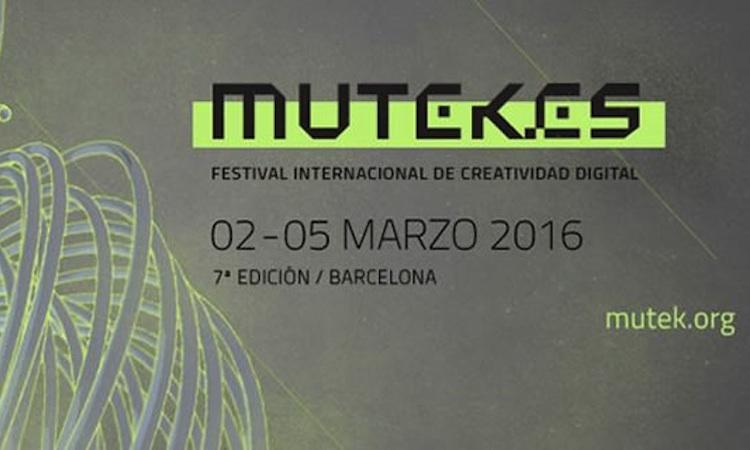 Mutek Barcelona anuncia sus primeros nombres para su séptima edición