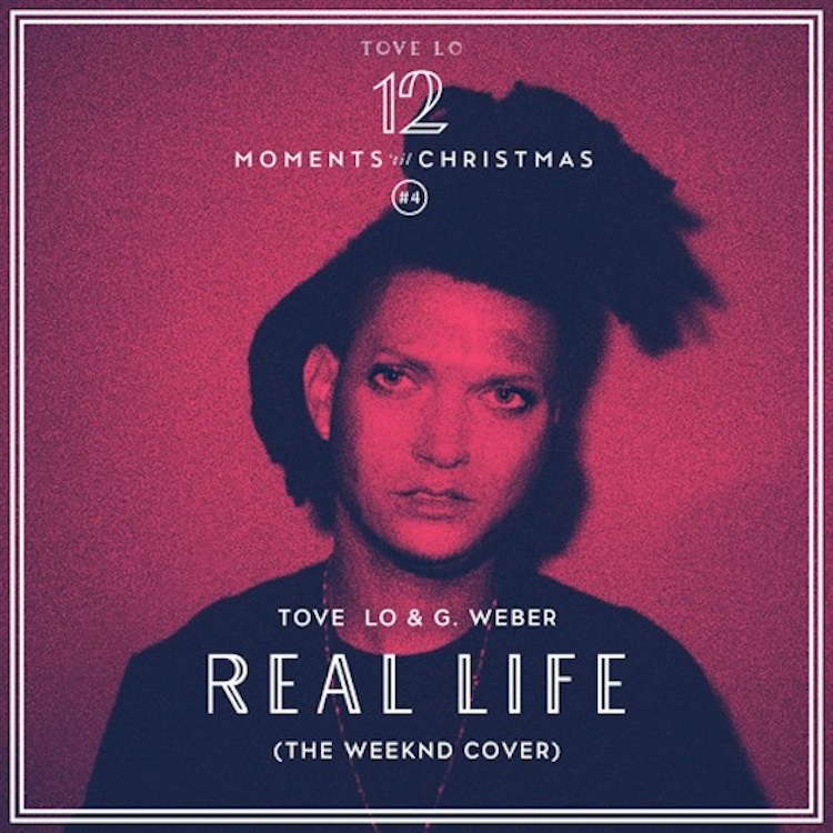 "Tove Lo le da marcha al ""Real Life"" de The Weeknd"
