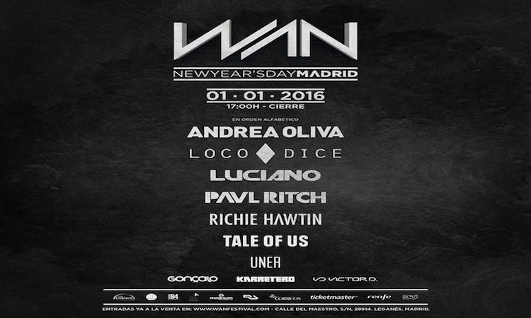 WAN Festival revela sus horarios