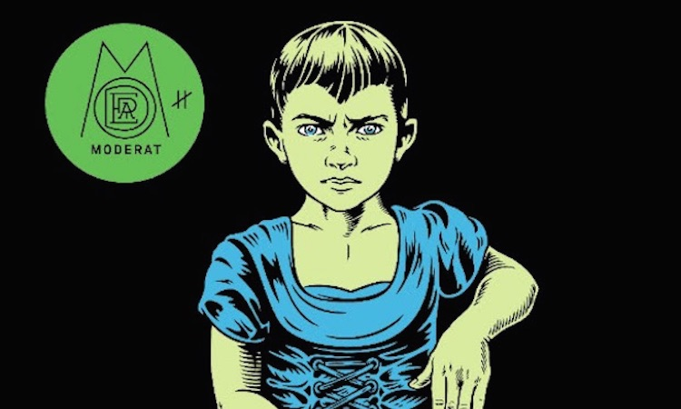 Moderat regresan en abril con su tercer disco