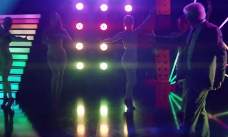 """New Order estrenan bailongo videoclip para """"Tutti Frutti"""""""