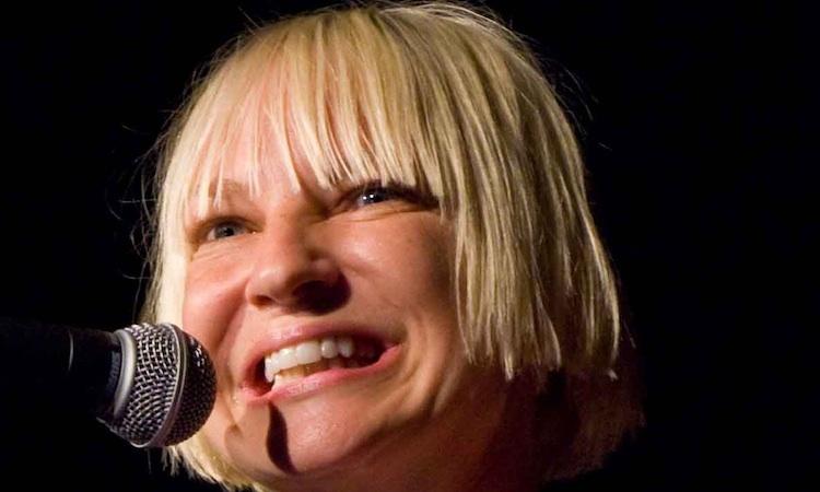 Sia comparte su canción con Kanye West