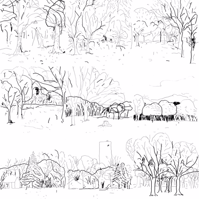 Lawrence-Yoyogi-Park-artwork