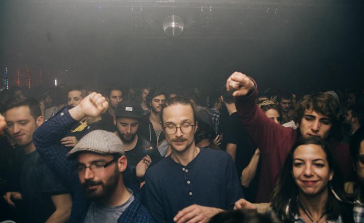 Una noche en el Aniversario de The Loft en Razzmatazz #PicByPic