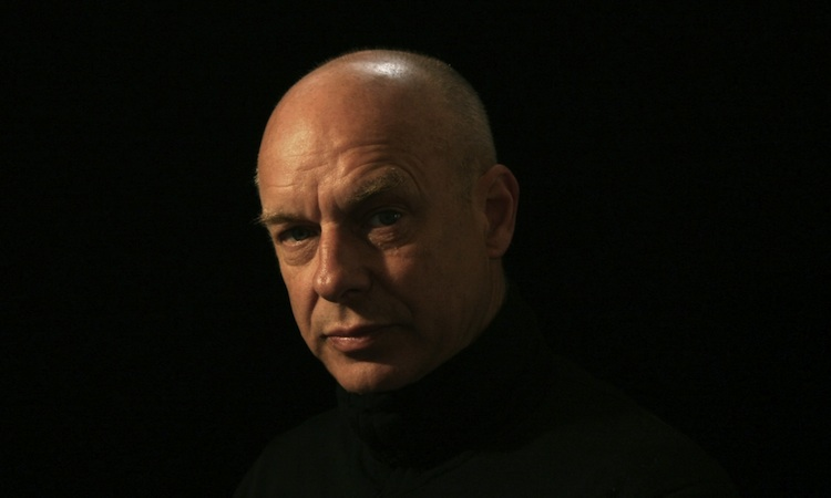 "Brian Eno vuelve en solitario con ""The Ship"""