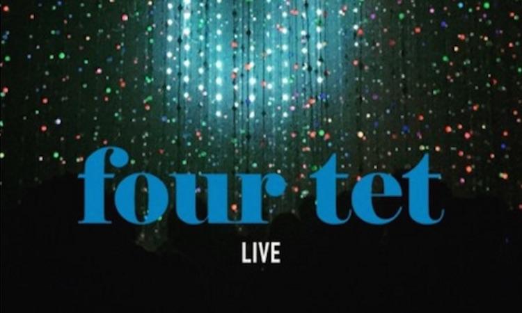 Four Tet ofrece un set con espectacular juego de luces en Boiler Room