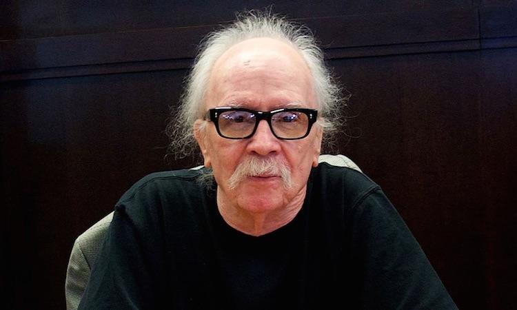 John Carpenter anuncia para abril su segundo disco