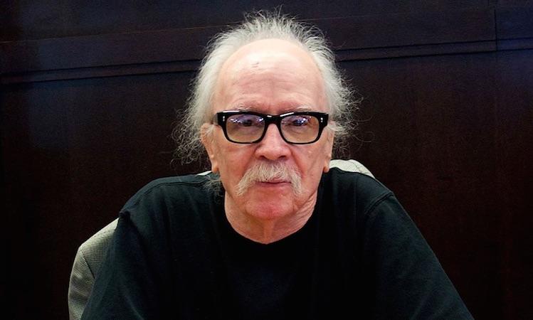 """John Carpenter se pone intenso en """"Distant Planet"""""""