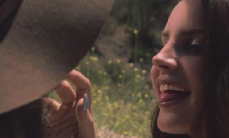 Lana Del Rey se lo monta con Father John Misty