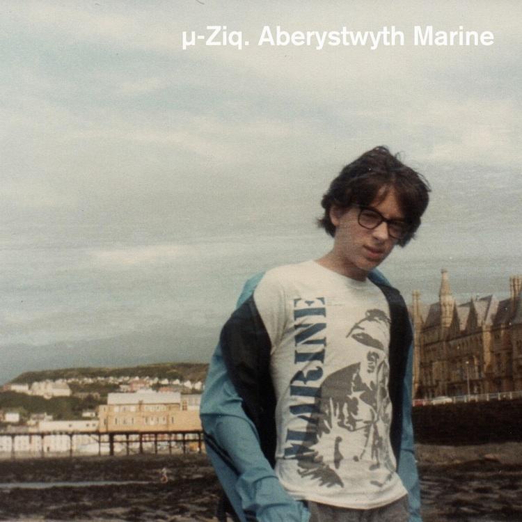 Mike Paradinas comparte un álbum perdido de µ-ZIQ