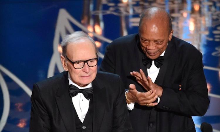 Ennio Morricone al fin tiene un Oscar… pero Sam Smith también