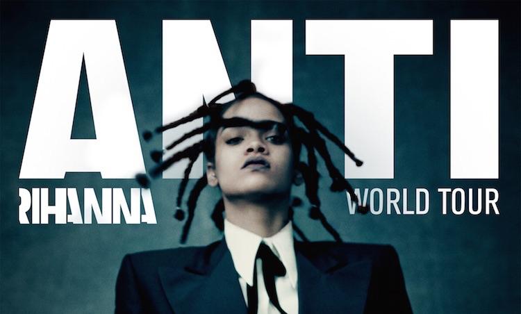 Rihanna actuará en Barcelona el 21 de julio