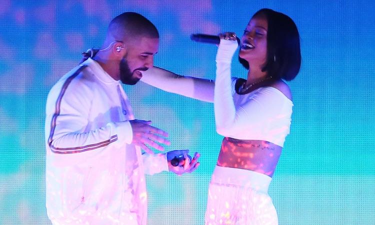 Rihanna se lleva a SZA y Drake a los Brit Awards