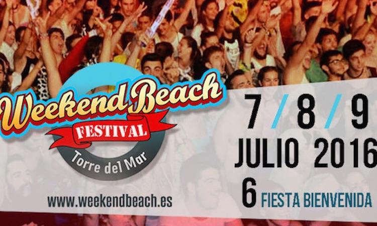 Weekend Beach Festival confirma a Matador, Art Deparment y Óscar Mulero