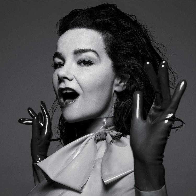 Björk entrega un fastuoso mix con material de Kelela, Arca o Mala