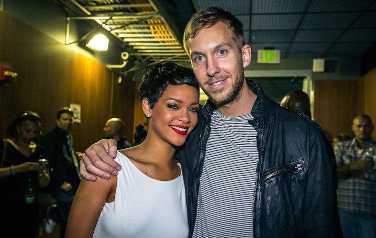 Calvin Harris y Rihanna vuelven a unirse en un nuevo single