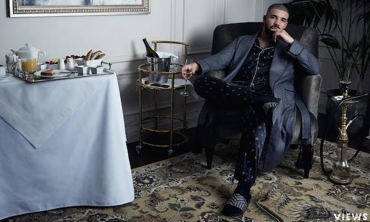 """Drake acaba de lanzar su cuarto álbum, """"Views"""""""