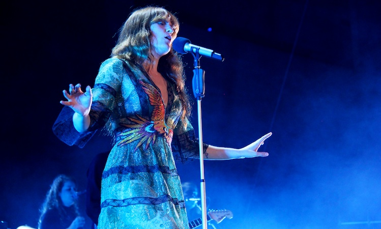 Florence and the Machine, la diva que pide el pueblo pop
