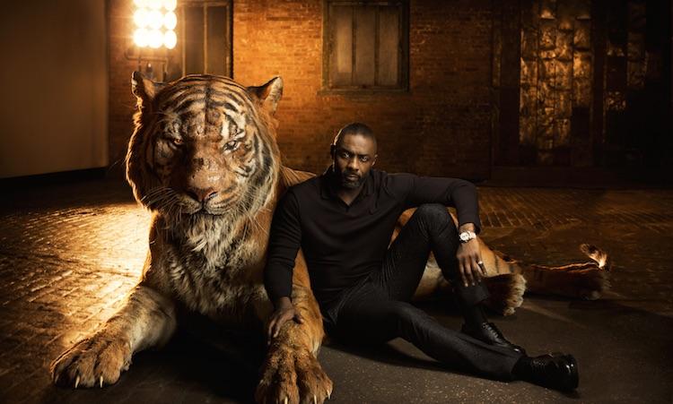 """Idris Elba remezcla a Scarlett Johansson para """"El Libro de la Selva"""""""