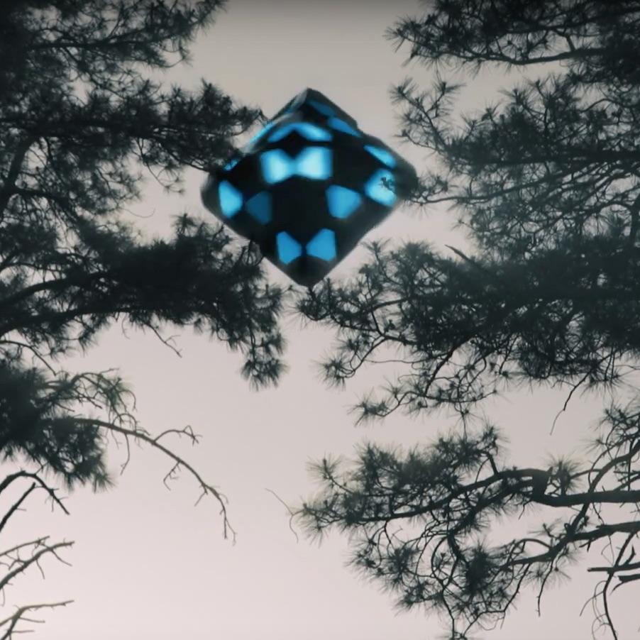 Plaid y los extraños objetos voladores