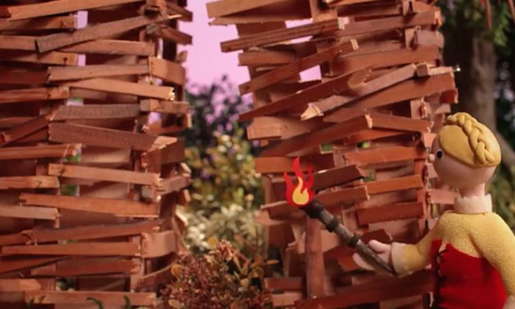 "Radiohead comparten videoclip para ""Burn The Witch"""
